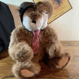 Robert Talbots Jointed Teddy Bear